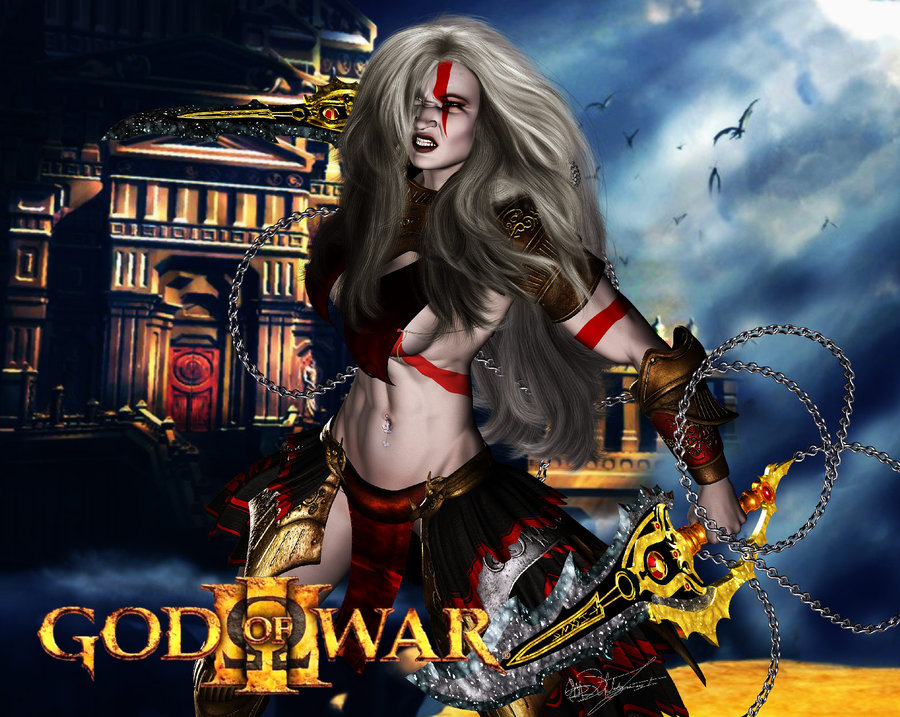 pandora god of 3 war Can t see the haters
