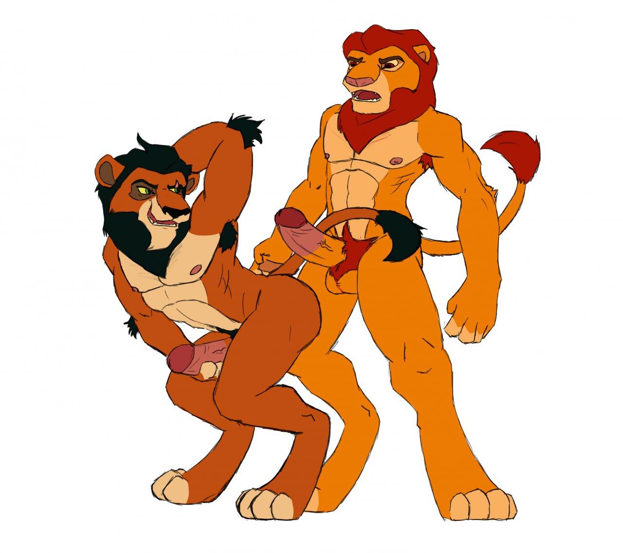 king lion the Futa taker pov