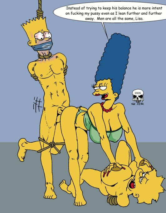 marge simpson naked with bart We re back a dinosaur's story elsa