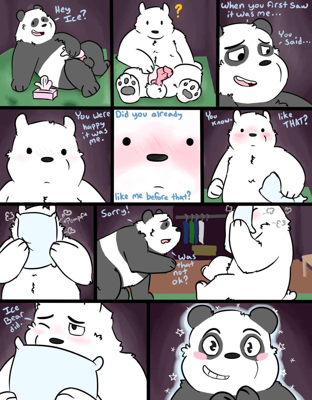 sex we bare bears gay King of the hill sex comic