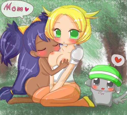 pokemon iris how old is Maji de watashi ni koi shinasai mal
