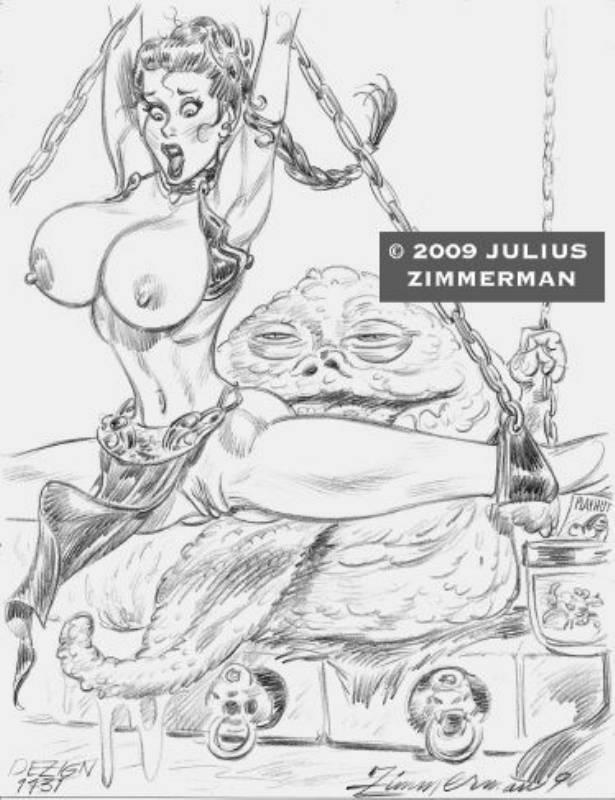 girls slave jabba hutt the Final fantasy 14