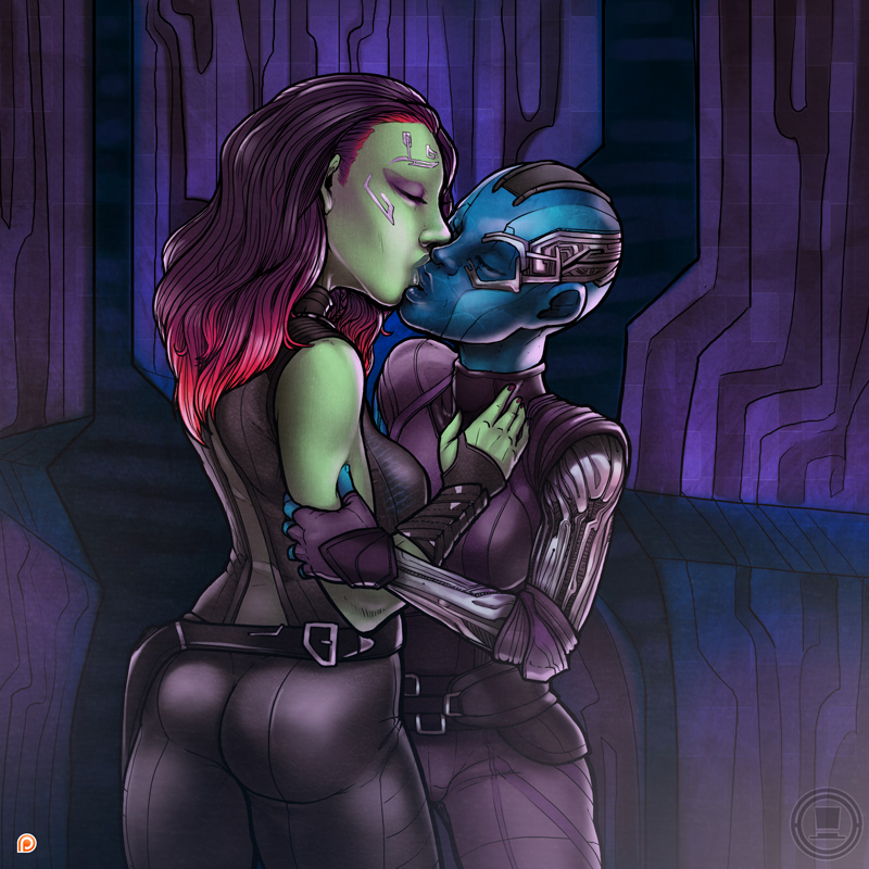 galaxy guardians hentai gamora the of Call of duty zombies sex