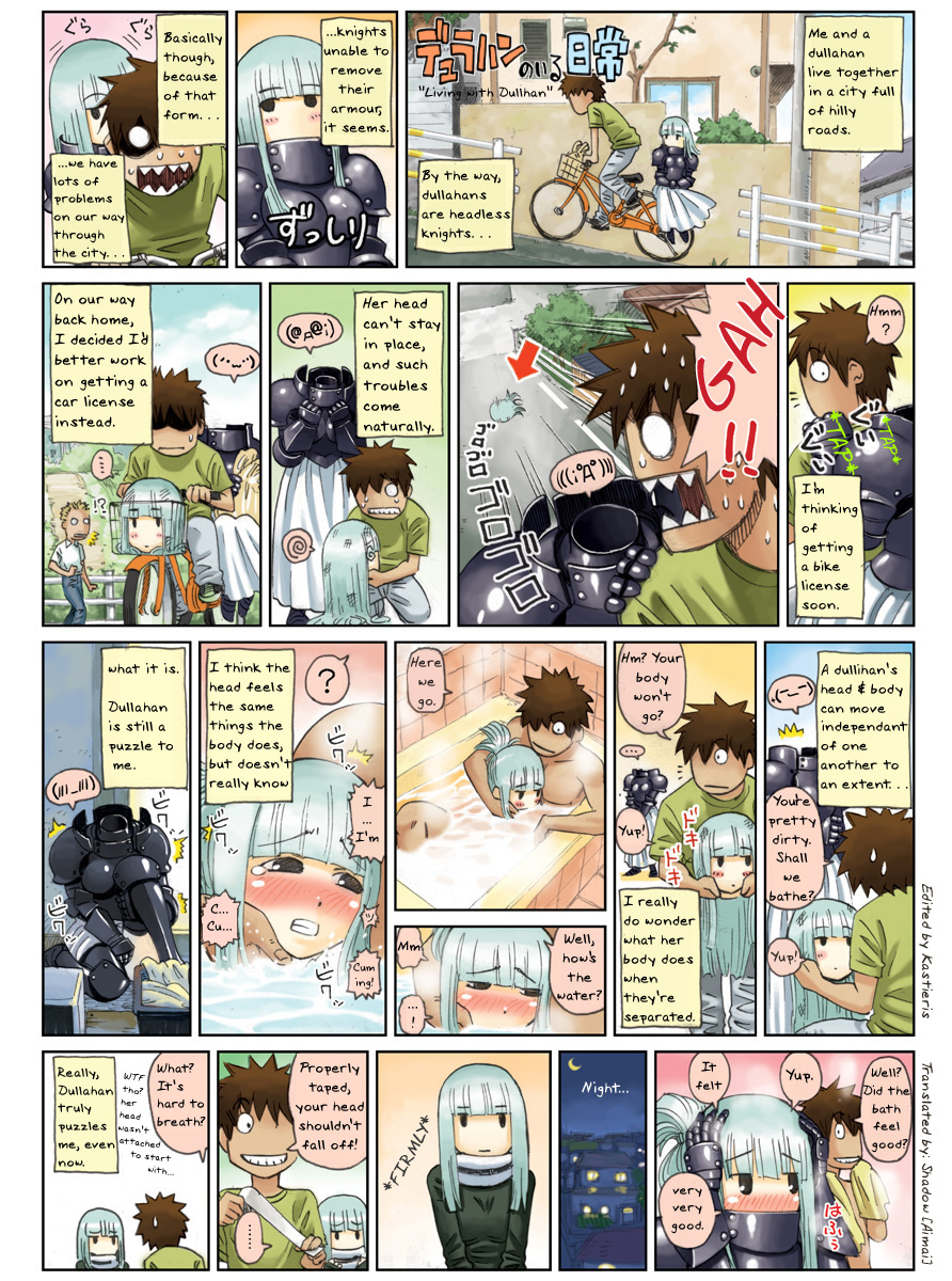 44 no musume nichijou iru monster The problem solvers cartoon network