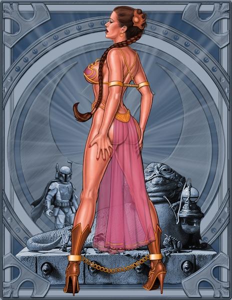 slave jabba the hutt girls Record of grancrest war yana