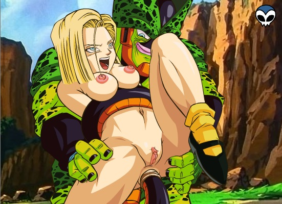 dragon ball android naked 21 Super lucky's tale