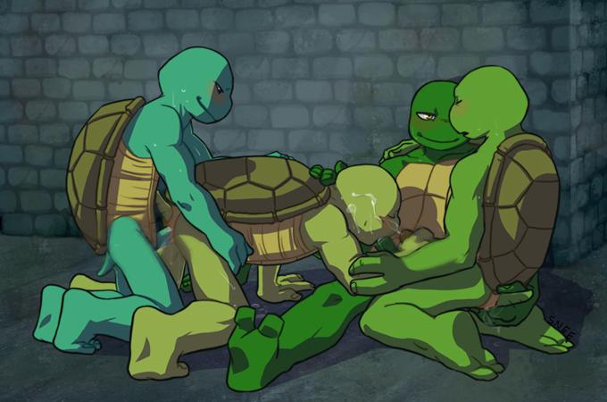teenage turtles nude ninja mutant Clash of clans skeleton trap