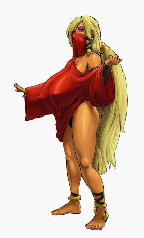 queen opala legend v2 of Princess jasmine nude with jafar