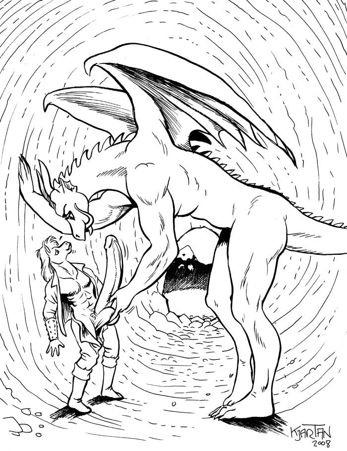 dragons here comic be there porn How to make an infested kubrow