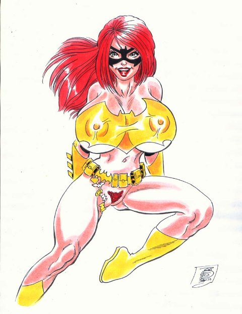 comics and gay robin batman Maoyuu maou yuusha demon king
