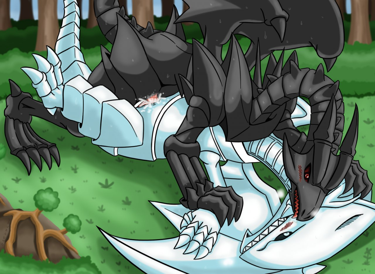toon white dragon blue eyes Life is strange 2 gay