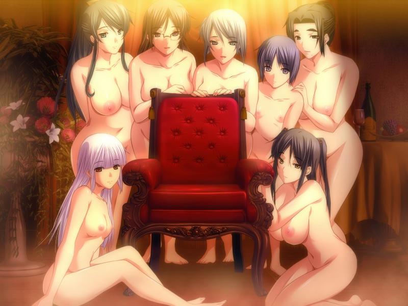 hakushaku roku shima ke no kiriya Street fighter chun li nude