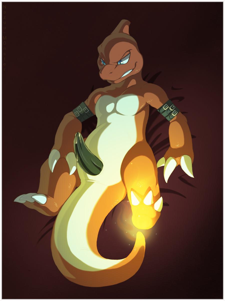 fire pokemon orange with tail Final fantasy brave exvius soleil