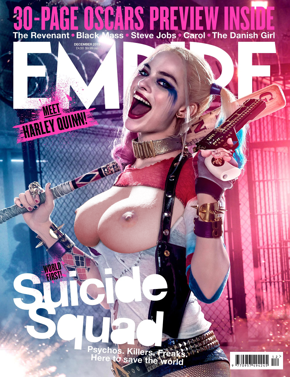 hentai squad suicide harley quinn The fears guide to making