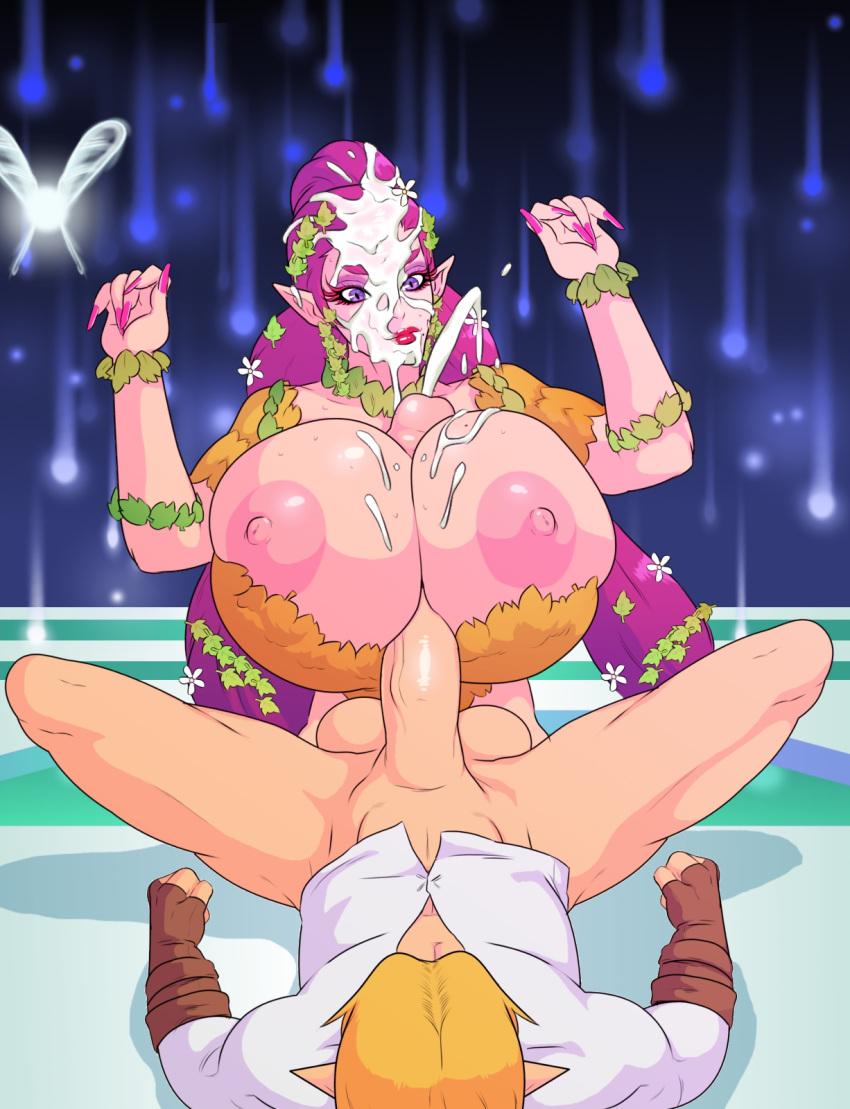 great zelda fairy Tsuma netori ikumi to shizuka