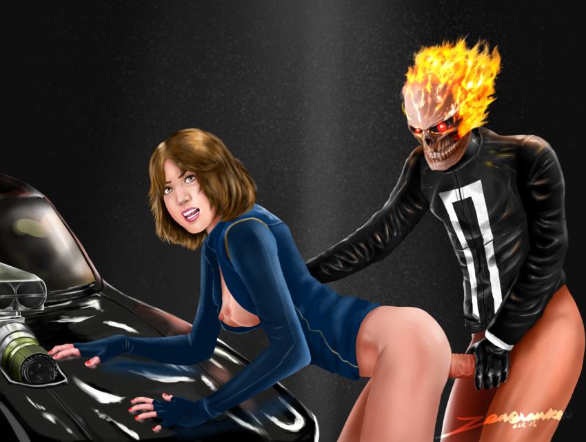 card mayhem red agents of Ranma 1/2 uncensored