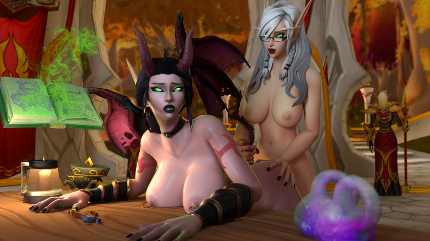 world warcraft female of elf blood Party rockers in the house tonight meme