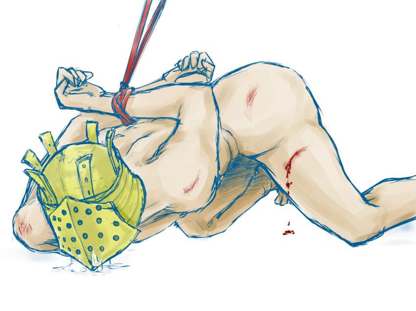 a knight stella failed chivalry naked of Chibi-jen-hen
