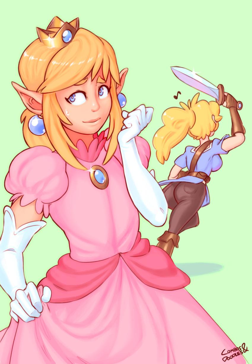 peach rosalina porn and princess Kafun shoujo chuuihou! the animation