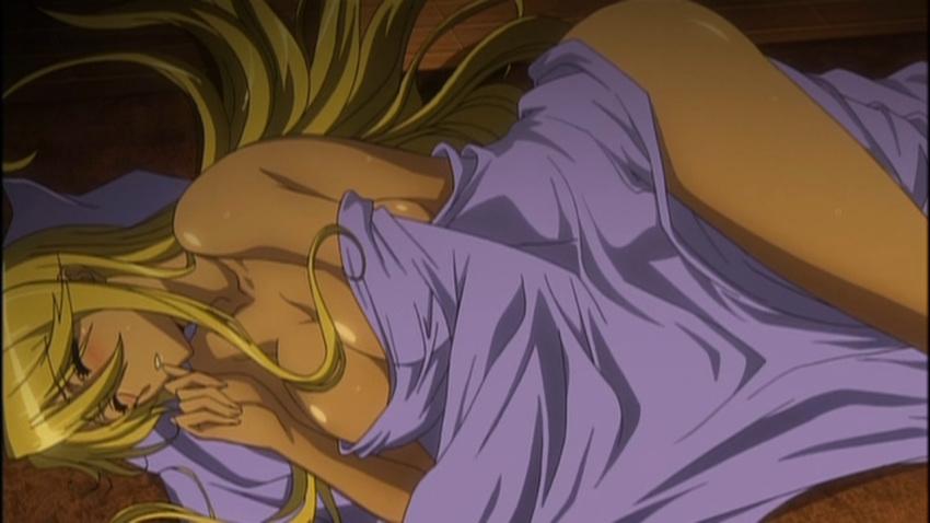 the nudes of dead highschool Wolf guy ookami no monshou rape