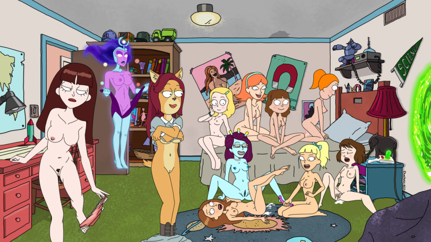 sex naked rick morty and Star vs the forces of evil starco