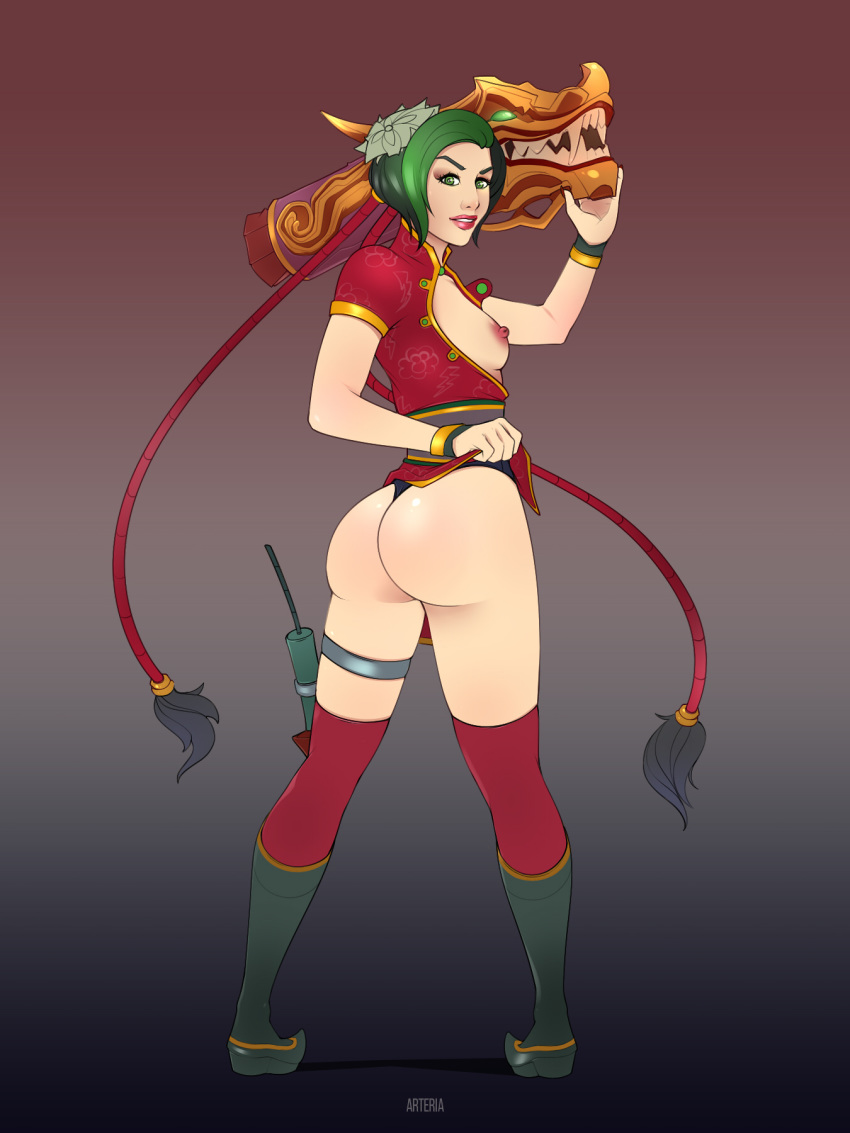 of league katarina hentai legends Dragon ball launch and tien