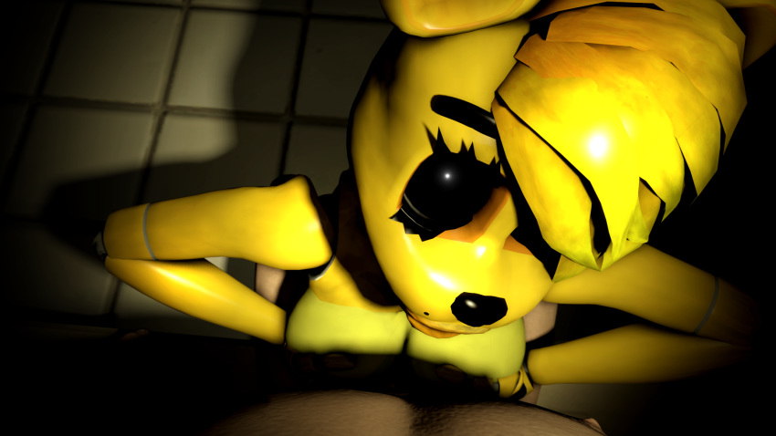 chica at nights five freddy Attack on titan