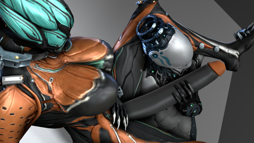 to how valkyr get warframe Male to female hentai transformation